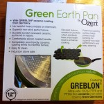 Ozeri cookware pan bottom